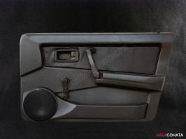 Акустические подиумы ВАЗ 2108, 2109, 2113 (ручные стеклоподъемники, с карманом) (пластик)